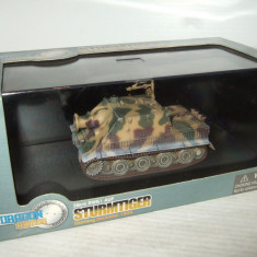 2720.Macheta tanc Sturmtiger 38cm - Germany - 1944 DRAGON ARMOR scara 1:72 - Macheta auto