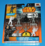 Set 9 FIGURINE STAR WARS COMMAND IMPERIAL ASSAULT AGENT KALLUS 1:32