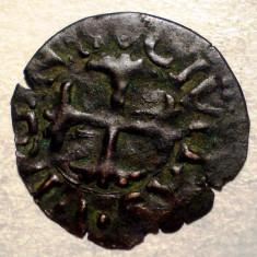 F.305 ITALIA REPUBLICA SIENA QUATTRINO sec. XII-XVI 0, 42g/17mm - Moneda Medievala, Europa, An: 1600
