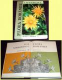 FLORA ROMANIEI de Ion Simionescu, enciclopedie cu ilustratii, editie 1973