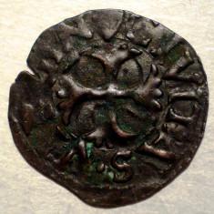 F.308 ITALIA REPUBLICA SIENA QUATTRINO sec. XII-XVI 0, 55g/18mm - Moneda Medievala, Europa, An: 1600