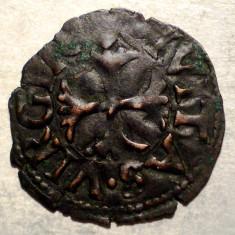 F.304 ITALIA REPUBLICA SIENA QUATTRINO sec. XII-XVI 0, 79g/18mm - Moneda Medievala, Europa, An: 1600