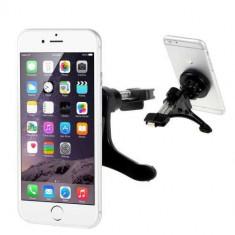 Suport Auto Magnetic iPhone 5s Negru