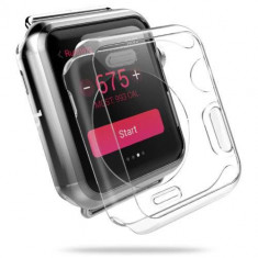 Husa TPU Apple Watch 42mm Hoco Ultra-Slim Transparenta