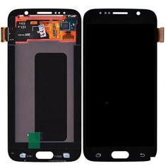 Ansamblu Lcd Display Touchscreen touch screen Samsung Galaxy S6 Blue Albastru ORIGINAL - Display LCD
