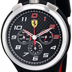 Ferrari Men's 0830100 Ready Set | 100% original, import SUA, 10 zile lucratoare a22207 - Ceas barbatesc Ferrari, Quartz