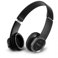 Casti Creative WP-450 Bluetooth cu microfon, negre, Casti On Ear, Active Noise Cancelling