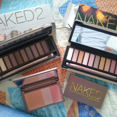 UrbanDecay (provenienta SUA) Gama Naked (naturale) - Trusa make up