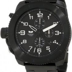 Vestal Men's RES008 Restrictor Black | 100% original, import SUA, 10 zile lucratoare a22207 - Ceas barbatesc