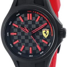 Ferrari Men's 0840003 Pit Crew | 100% original, import SUA, 10 zile lucratoare a12107 - Ceas barbatesc Ferrari, Lux - sport, Quartz