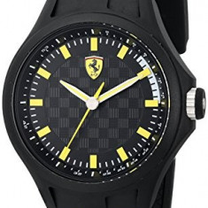 Ferrari Men's 0830171 Pit Crew | 100% original, import SUA, 10 zile lucratoare a22207 - Ceas barbatesc Ferrari, Lux - sport, Quartz