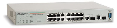 Switch Allied AT-FS750/16 - 16 ports, 10/100 Mbps, TX Websmart foto