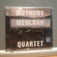 METHENY MEHLDAU QUARTET (2007/ NONESUCH REC / USA ) - CD JAZZ/ NOU/SIGILAT - Muzica Rock warner