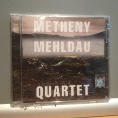 METHENY MEHLDAU QUARTET (2007/ NONESUCH REC / USA ) - CD JAZZ/ NOU/SIGILAT - Muzica Rock warner