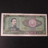 ROMANIA 50 LEI / 1966. - Bancnota romaneasca