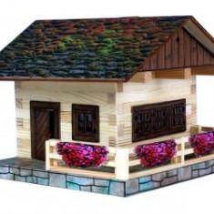 Walachia Cabana alpina - LEGO Juniors