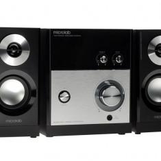 Boxe Microlab M880, sistem 2.1, putere 59W RMS - Boxe PC