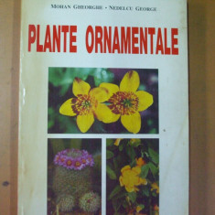 Plante ornamentale G. Mohan Bucuresti 1997 - Carte gradinarit