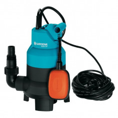 Gardena pompa submersibila pentru apa murdara Classic 6000SP, 220W, 0.5 Bar - Pompa gradina