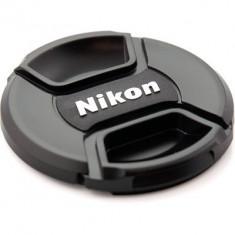 Nikon Capac frontal obiectiv Nikon LC-58, 58mm - Capac Obiectiv Foto