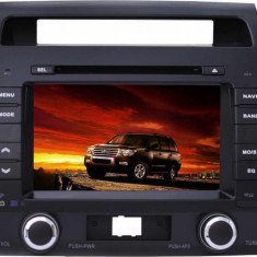 PNI Sistem navigatie PNI TTi-6030 GPS+DVD+TV pentru Toyota Land Cruiser 200 - Navigatie auto