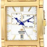 Orient Men's CETAC001W Multi-Eyes Gold-Tone | 100% original, import SUA, 10 zile lucratoare a22207 - Ceas barbatesc