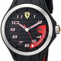 Ferrari Men's 0830012 Lap Time | 100% original, import SUA, 10 zile lucratoare a22207 - Ceas barbatesc Ferrari, Quartz