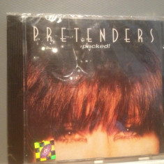 PRETENDERS - PACKED! (1990/WEA REC /GERMANY ) - CD NOU/SIGILAT - Muzica Rock warner