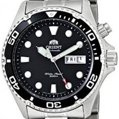 Orient Men's EM65008B Ray Stainless | 100% original, import SUA, 10 zile lucratoare a22207 - Ceas barbatesc Orient, Mecanic-Automatic