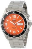Orient Men's CEM65001M Orange Mako | 100% original, import SUA, 10 zile lucratoare a22207, Mecanic-Automatic