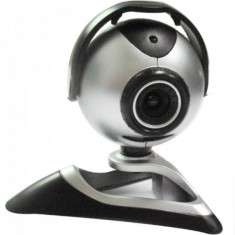 Camera web Gembird CAM69U, 640 x 480 video, microfon, 2MP foto - Webcam