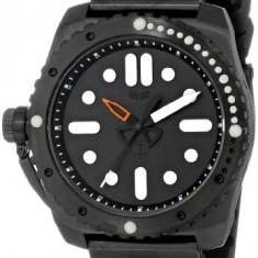 Vestal Men's RED3S02 Restrictor Diver | 100% original, import SUA, 10 zile lucratoare a22207 - Ceas barbatesc Vestal, Lux - sport