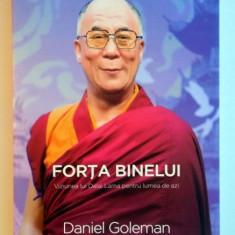FORTA BINELUI, VIZIUNEA LUI DALAI LAMA PENTRU LUMEA DE AZI de DANIEL GOLEMAN, 2015 - Carte ezoterism