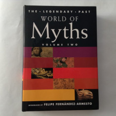 WORLD OF MYTHS-VOLUME TWO-THE LEGENDARY PAST,P4