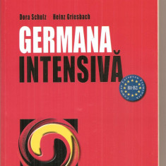 (C6051) GERMANA INTENSIVA DE DORA SCULZ SI HEINZ GRIESBACH - Carte in germana