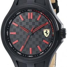 Ferrari Men's 830215 Pit Crew   100% original, import SUA, 10 zile lucratoare a22207 - Ceas barbatesc Ferrari, Lux - sport, Quartz