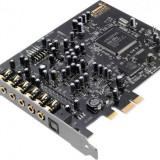 Placa de sunet Creative Sound Blaster Audigy RX, PCI express - Placa de sunet PC