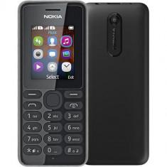 Telefon mobil Nokia 108 Dual Sim Negru - Telefon Nokia