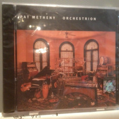 PAT METHENY - ORCHESTION (2010/ NONESUCH REC / USA ) - CD JAZZ/ NOU/SIGILAT - Muzica Rock warner