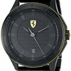 Ferrari Men's 0830141 Scuderia XX | 100% original, import SUA, 10 zile lucratoare a22207 - Ceas barbatesc Ferrari, Quartz