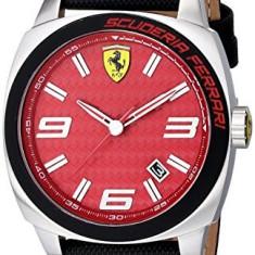 Ferrari Men's 0830164 Aero Evo   100% original, import SUA, 10 zile lucratoare a22207 - Ceas barbatesc Ferrari, Sport, Quartz