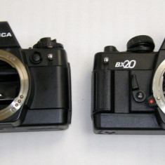 Praktica BX20 body 2 bucati pentru piese sau reparat - Aparat Foto cu Film Praktica