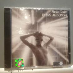 PAOLO CONTE - PARIS MILONGA (1981/BMG REC /ITALY ) - CD JAZZ - NOU/SIGILAT - Muzica Rock arista