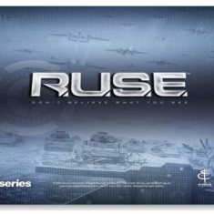 Mousepad Steelseries QcK Limited Edition (R.U.S.E.)