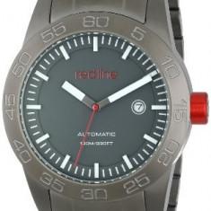 Red line Men's RL-50045-GY-014 Mileage | 100% original, import SUA, 10 zile lucratoare a22207 - Ceas barbatesc Red Line, Mecanic-Automatic