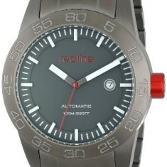 Red line Men's RL-50045-GY-014 Mileage | 100% original, import SUA, 10 zile lucratoare a22207 - Ceas barbatesc Red Line, Mecanic-Automatic