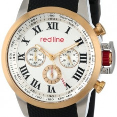 Red line Men's RL-60051 Chronograph | 100% original, import SUA, 10 zile lucratoare a12107 - Ceas barbatesc Red Line, Quartz