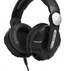 Casti Sennheiser HD 215 II Stereo HiFi Headphones, negre