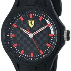 Ferrari Men's 0830172 Pit Crew   100% original, import SUA, 10 zile lucratoare a22207 - Ceas barbatesc Ferrari, Lux - sport, Quartz