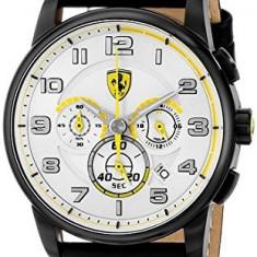 Ferrari Men's 0830056 Analog Display | 100% original, import SUA, 10 zile lucratoare a22207 - Ceas barbatesc Ferrari, Quartz